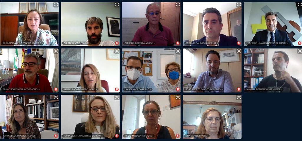 El Consejo Social aprueba el proyecto del Llano Amarillo de Algeciras en la primera reunión de Federico Linares como presidente