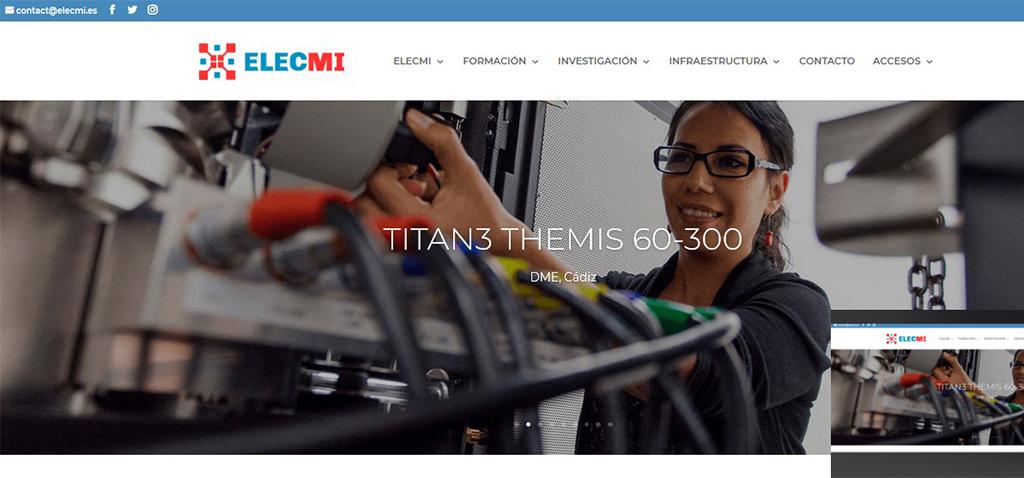 Las ICTS de microscopía electrónica refuerzan su presencia científica con una nueva imagen y página web
