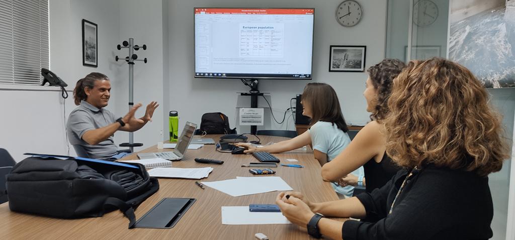 La UCA lidera un proyecto Erasmus KA-2 para el desarrollo de conocimiento docente sobre ejercicio físico y embarazo