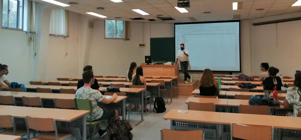 El CSLM inicia la docencia presencial con los cursos de Español para estudiantes extranjeros entrantes en la UCA