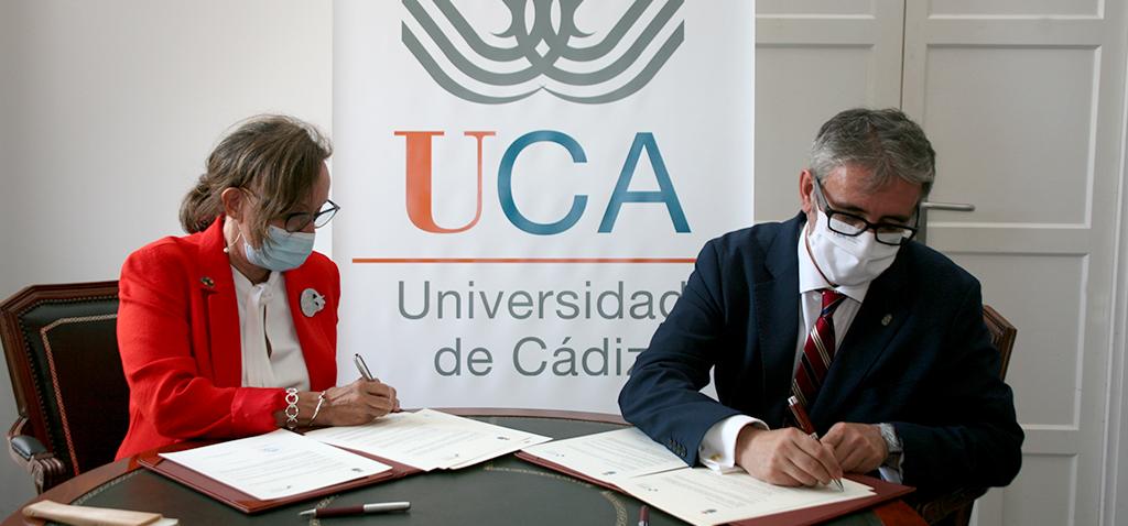 La UCA y la Secretaría General Iberoamericana colaborarán para impulsar acciones de cooperación académica y científica