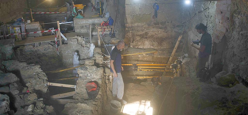 Investigadores de la UCA participan en el hallazgo de la Muralla de Justiniano en Ceuta
