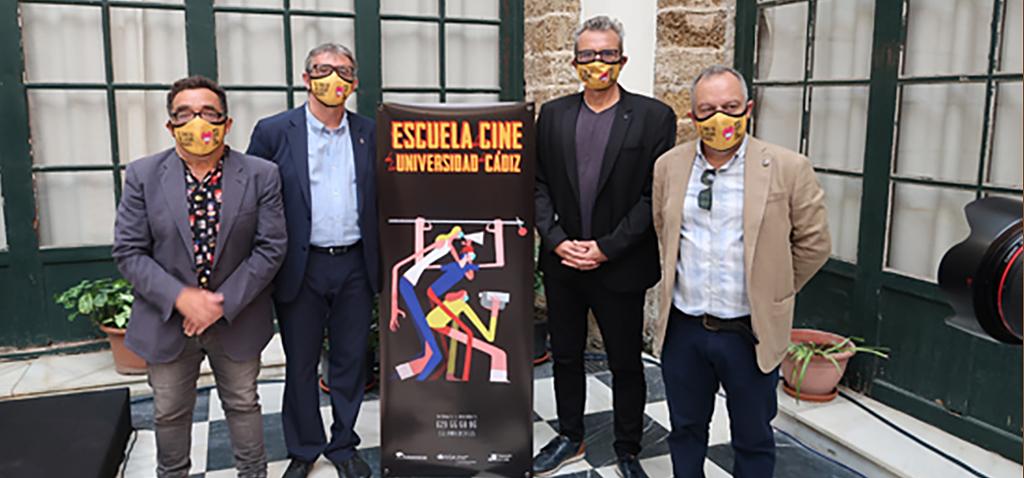 Encuentro con el presidente de la Academia de las Artes y las Ciencias Cinematográficas de España