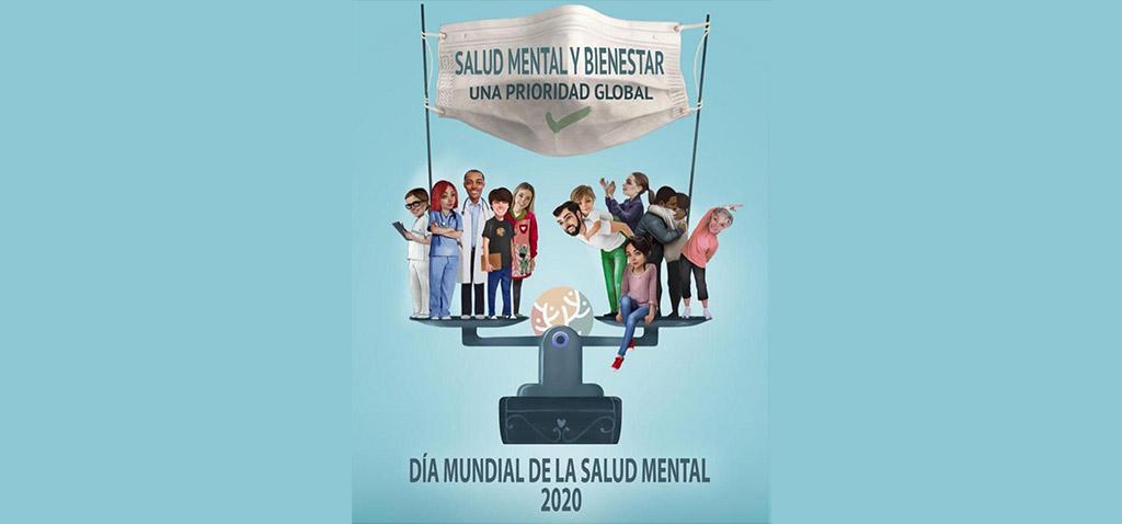 Campaña de 'Salud mental y bienestar' en la UCA