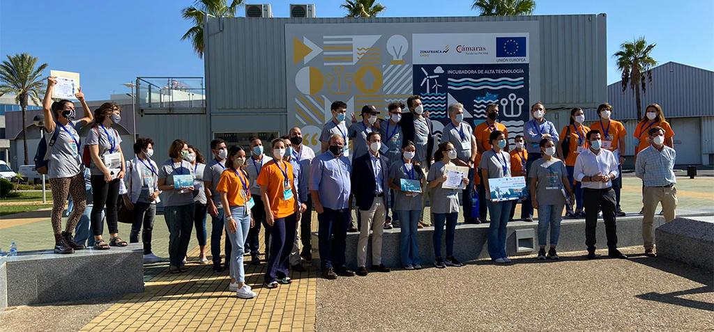 El proyecto de la investigadora Carmen Morales de la UCA, primer premio del #OceanHackathon2020 de Cádiz