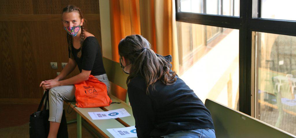 La UCA da la bienvenida a 200 estudiantes entre erasmus y visitantes en el primer cuatrimestre del curso