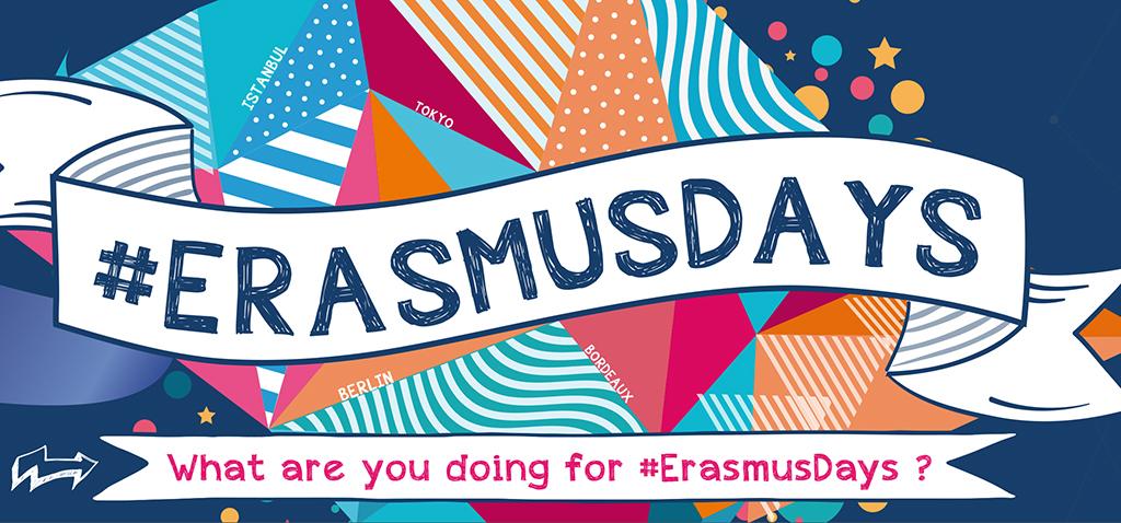Celebra los 'Erasmus Days' con la UCA y la alianza Universidad Europea de los Mares SEA-EU