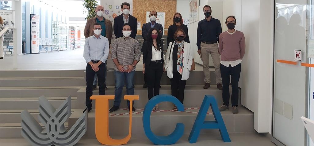 UCA e Indorama avanzan en un proyecto para mejorar la eficiencia energética mediante la fabricación aditiva