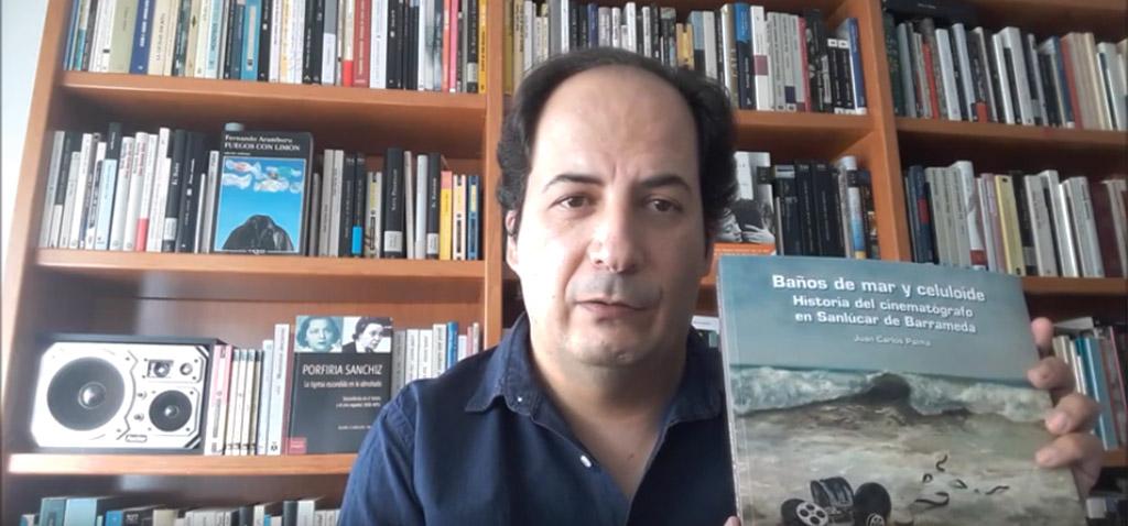 Editorial UCA presenta el libro 'Baños de Mar y celuloide' de Juan Carlos Palma