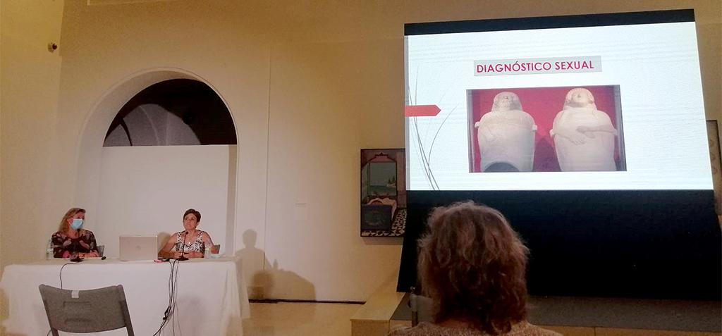 El estudio antropológico de investigadores UCA de los restos del sarcófago femenino de Cádiz confirma que era hombre