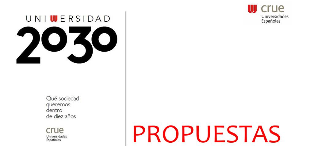 Crue reivindica el papel de la Universidad para cambiar el rumbo de España hacia una Economía del Conocimiento