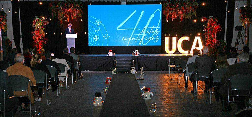 La Universidad de Cádiz rinde homenaje a la Ciencia y sus protagonistas a lo largo de sus cuatro décadas de historia
