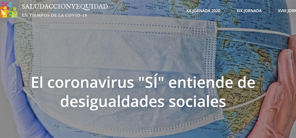 La UCA impulsa la XX Jornada 'Desigualdades Sociales y Salud'