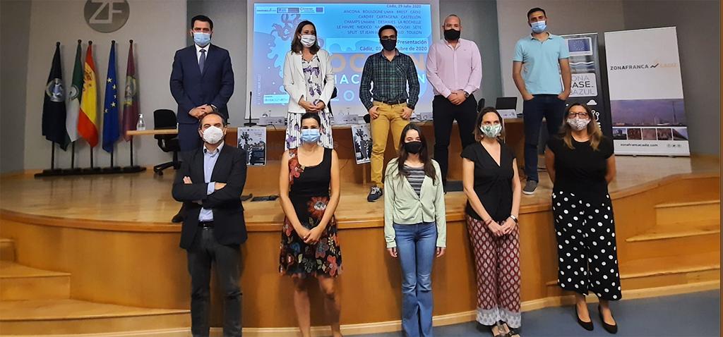 El 'Ocean Hackathon Cádiz 2020' propone nueve retos científicos en torno a la innovación azul