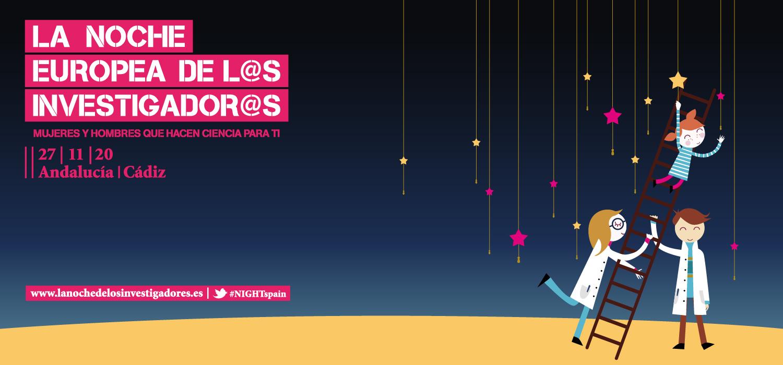 La Noche Europea de los Investigadores se celebrará el próximo 27 de noviembre de forma íntegramente virtual