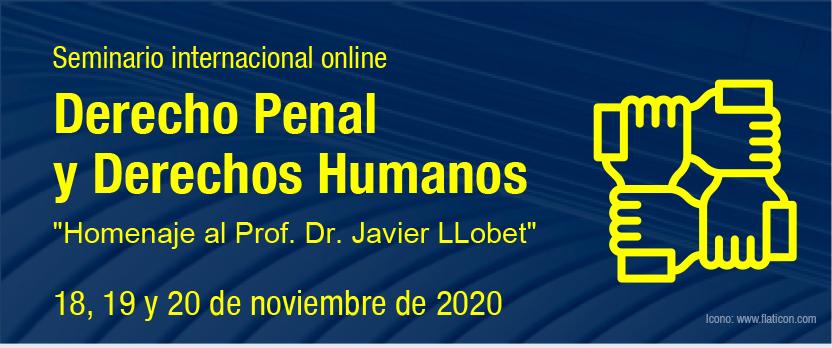 UCLM y UCA impulsan el Seminario internacional online 'Derecho penal y derechos humanos'