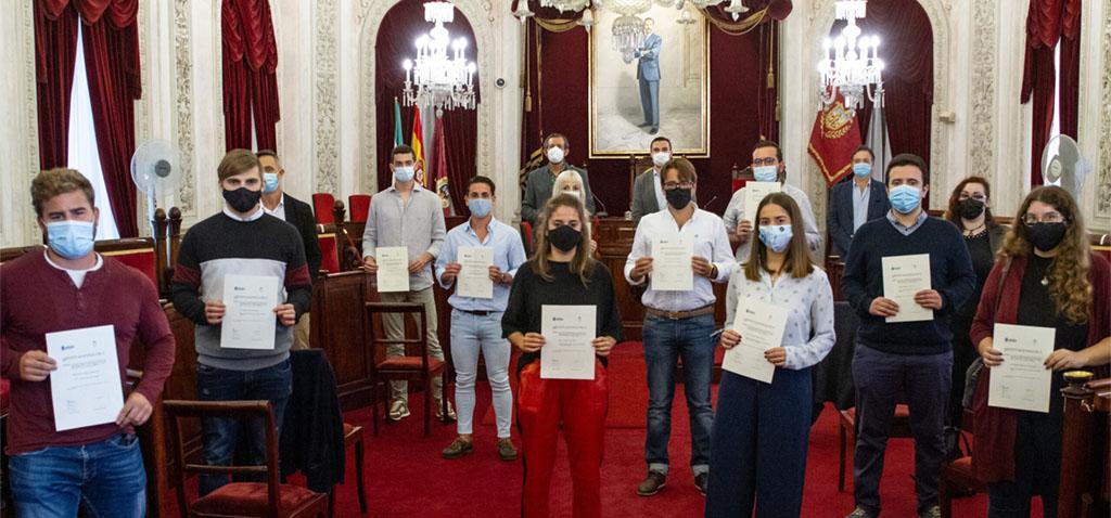 Cemabasa entrega los Premios Hades 2020 a 13 estudiantes de la Universidad de Cádiz
