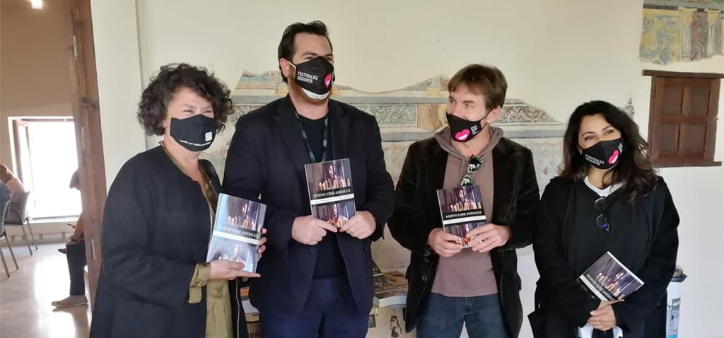 Manuel Blanco presenta 'Nuevo Cine Andaluz' en el Festival de Cine Europeo de Sevilla