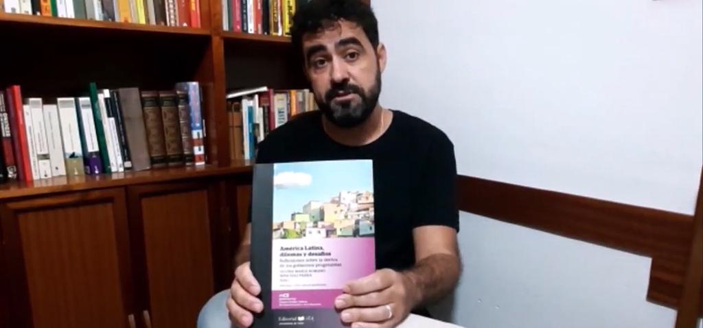 Editorial UCA publica 'América Latina dilemas y desafíos. Reflexiones sobre la deriva de los gobiernos progresistas'