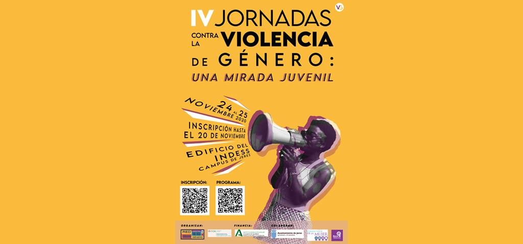 Igualdad organiza la próxima semana las IV Jornadas 'Contra la violencia de Género: una mirada juvenil'