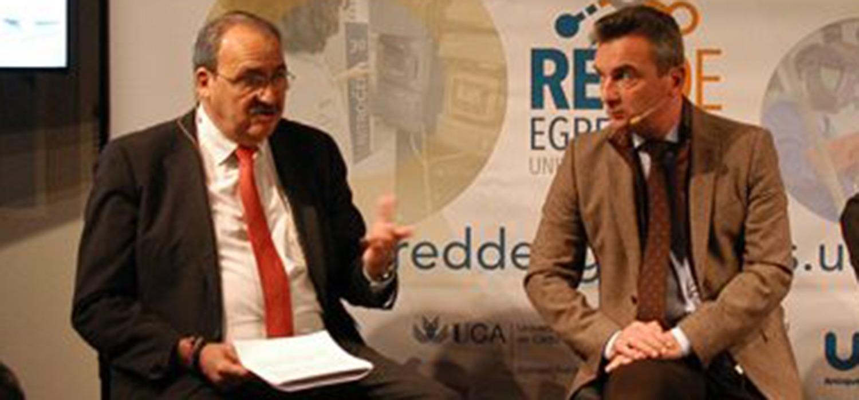 El Claustro de la UCA aprueba el nuevo reglamento electoral y concede la Medalla de Oro a González Mazo