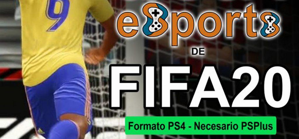 Torneo UCA eSports de FIFA 20