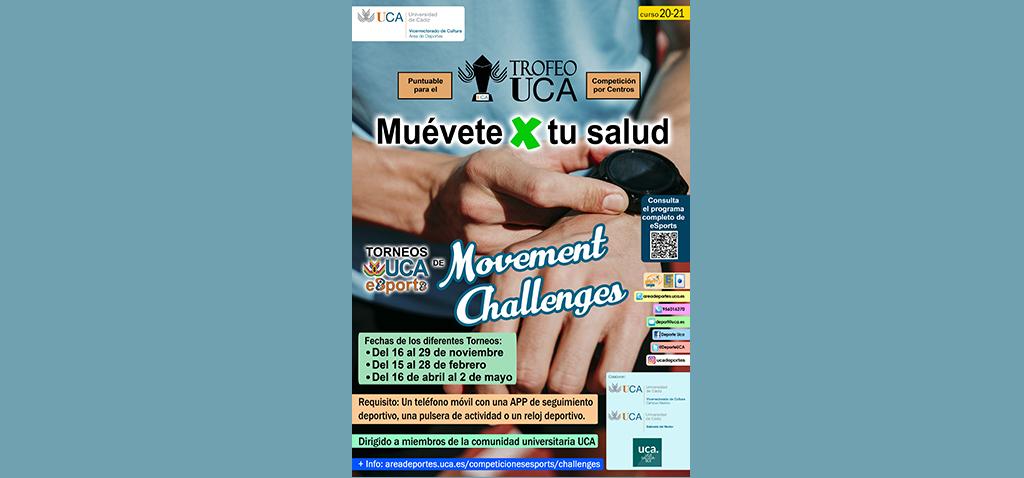 La UCA promueve la práctica deportiva desde su campaña 'Muévete X tu salud'