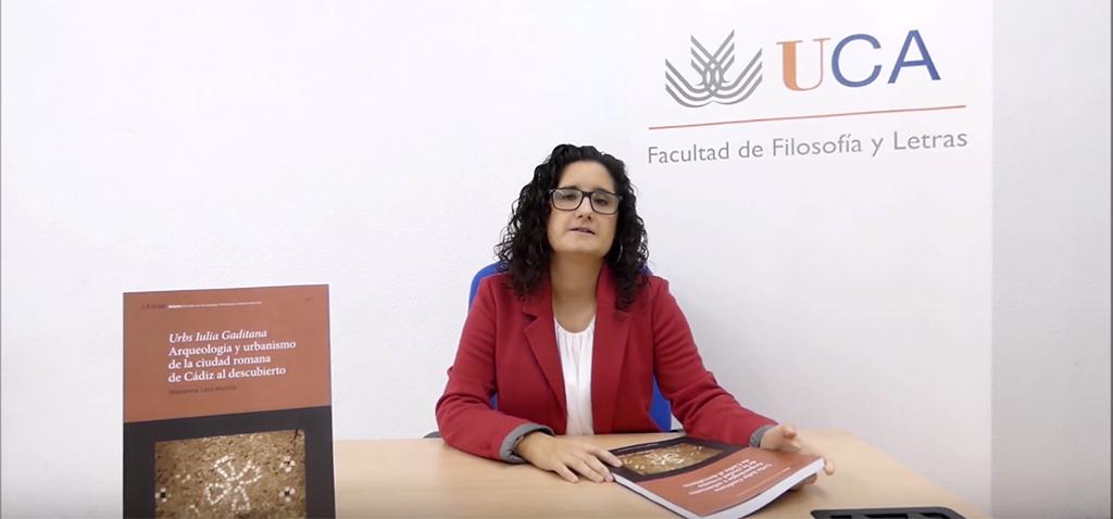 Editorial UCA presenta 'Urbs lulia Gaditana. Arqueología y urbanismo de la ciudad romana de Gades'