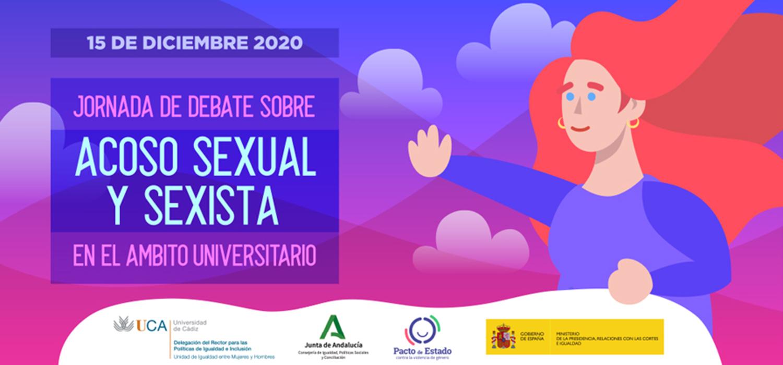 Jornada de debate sobre acoso sexual y sexista en el ámbito universitario