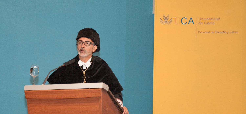 El rector de la UCA obtiene el I Premio #HombreImparable