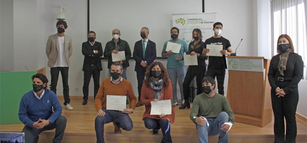 Los V Premios de I+D+i de la FCT de Algeciras reconocen proyectos de investigadores y egresadas de la UCA