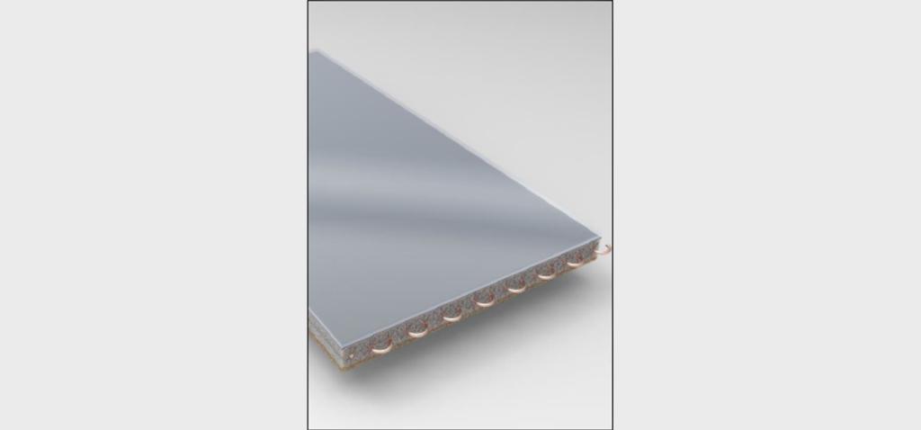 Investigadores de la UCA patentan un novedoso captador de energía solar totalmente integrado en la fachada de los edificios