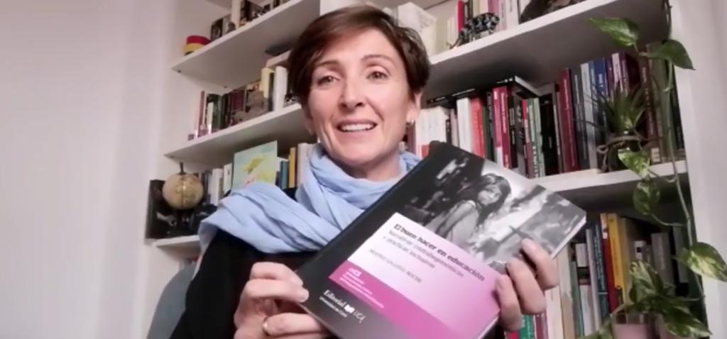 La UCA presenta el libro 'El buen hacer en educación' de Beatriz Gallego Noche