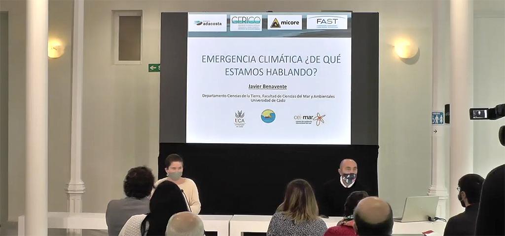 La UCA participa en la Jornada sobre Acción Climática Municipal de Cádiz