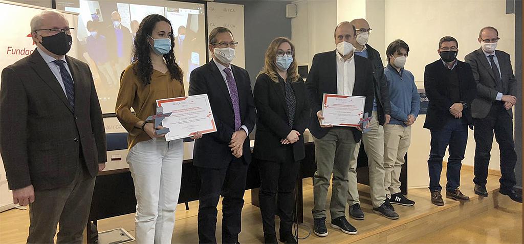 La Cátedra Fundación Cepsa entrega sus premios 2020 de investigación científica
