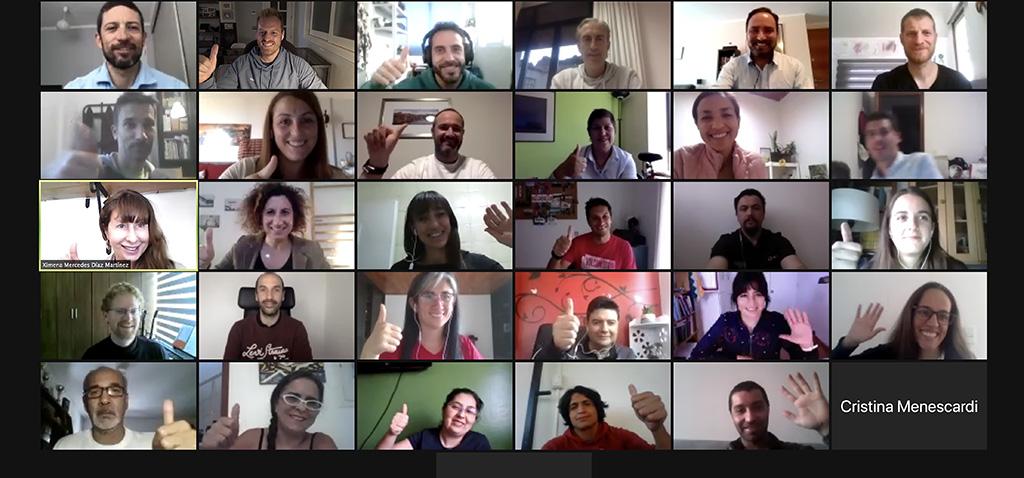 La Universidad de Cádiz forma parte de la Red Iberoamericana de Investigadores en Desplazamiento Activo, Salud y Sostenibilidad