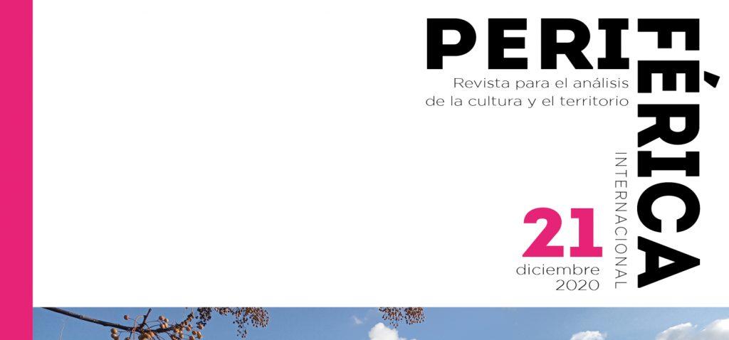 """El nuevo número de la revista """"Periférica Internacional'' ya se encuentra disponible"""