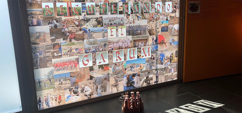 La exposición 'Baelo Claudia y los secretos del Garum' acerca los resultados de una década de investigación de la UCA