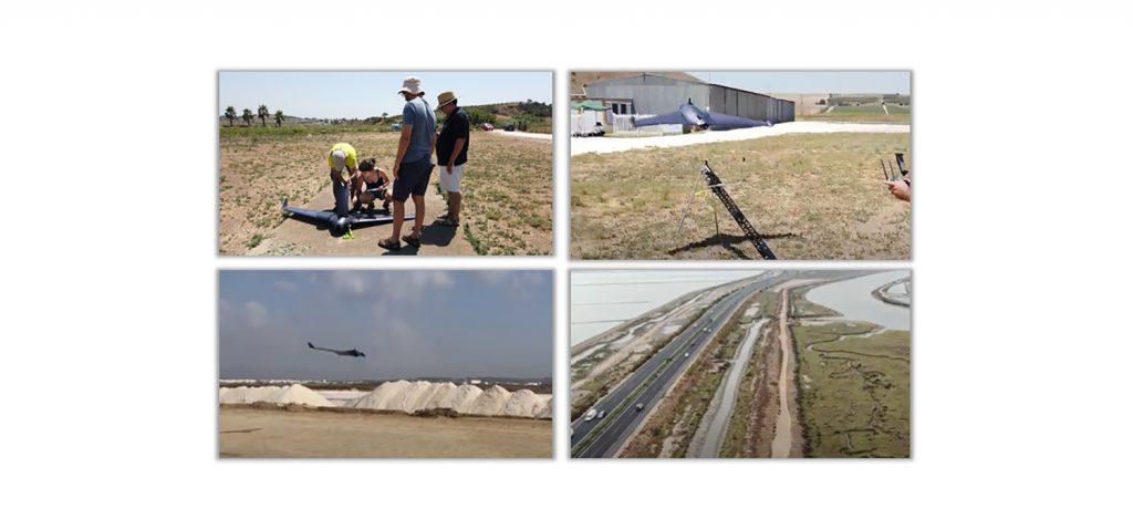 La UCA trabaja en perfeccionar el uso de vehículos aéreos y marinos autónomos para sector pesquero-acuícola y gestión de litoral