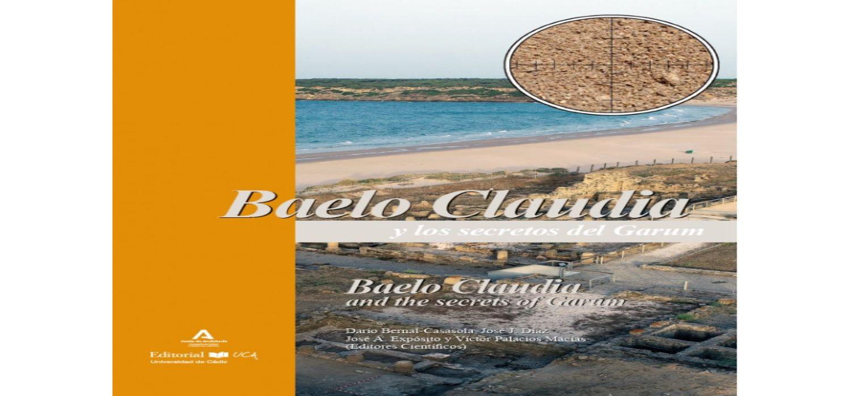 Presentación de 'Baelo Claudia y los secretos del Garum'