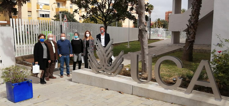 Visita institucional del Real Club Náutico de Algeciras