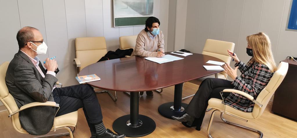 UCA y Ayuntamiento de Algeciras exploran nuevas líneas de colaboración mutua