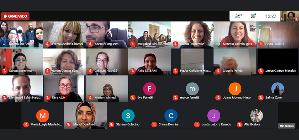 El proyecto 'Innovación Social y Tecnología para una Mejor Empleabilidad de las Mujeres Tunecinas' cumple un año