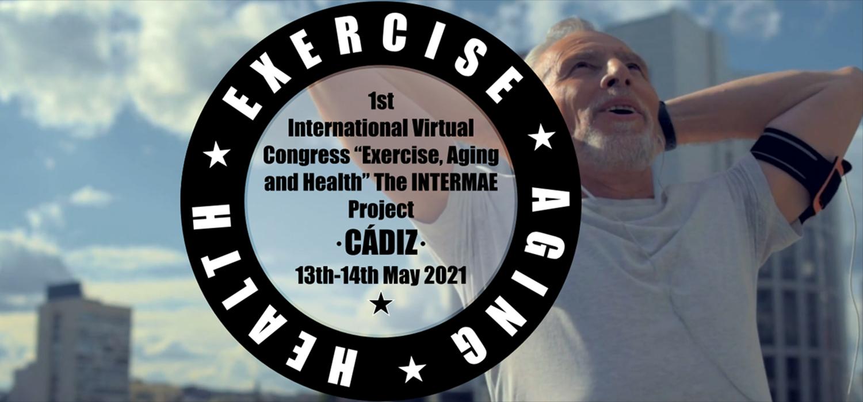 Expertos nacionales e internacionales participarán en el I Congreso internacional y virtual sobre 'Ejercicio, envejecimiento y salud'
