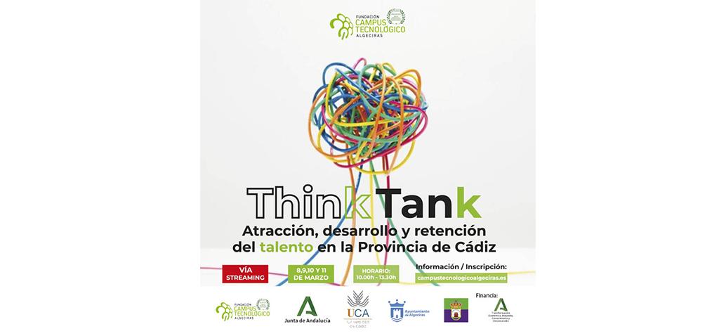 La Fundación Campus Tecnológico de Algeciras convoca la próxima semana el encuentro virtual 'Think Tank'