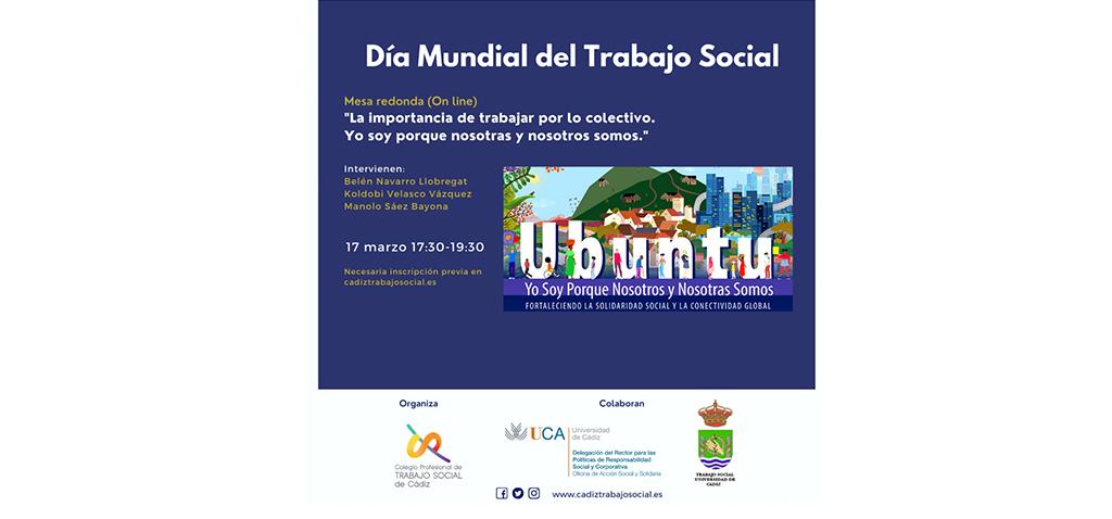 Mesa redonda en línea por el Día Mundial del Trabajo Social