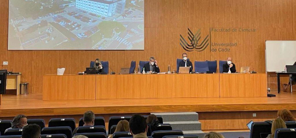 El Consejo de Gobierno de la UCA vuelve a celebrarse de forma presencial