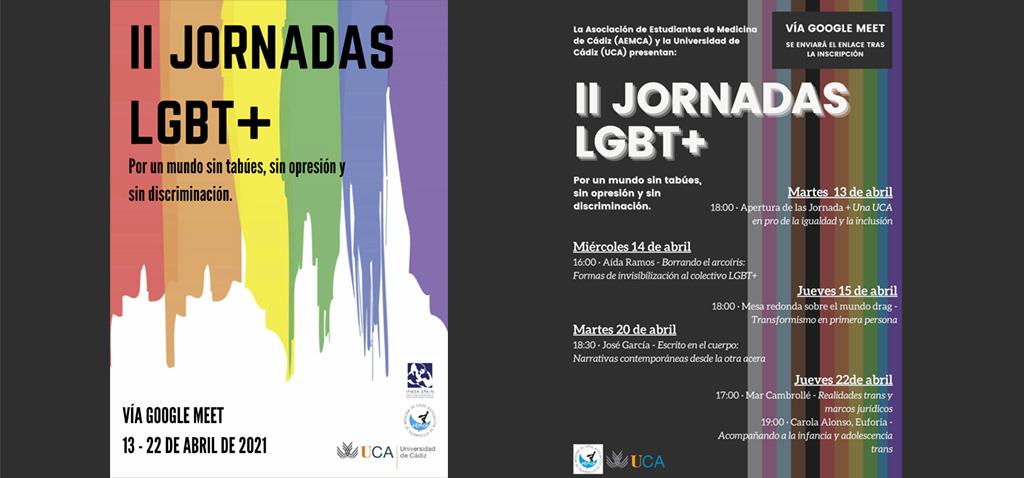 La UCA celebra las II Jornadas LGTB+