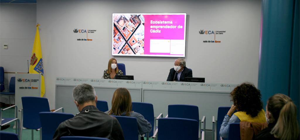 UCA y Diputación impulsan 'cadiz.red' el primer repositorio online del ecosistema emprendedor gaditano