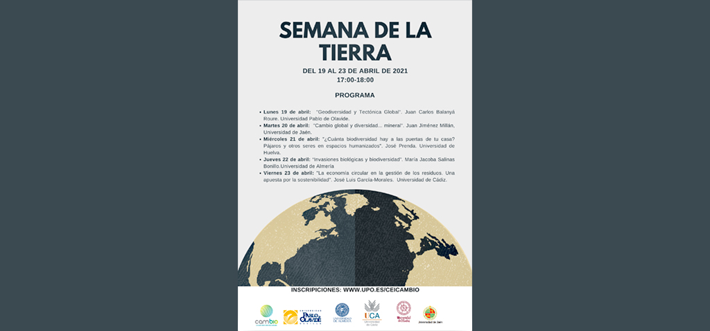 CEI Cambio organiza la 'Semana de la Tierra'